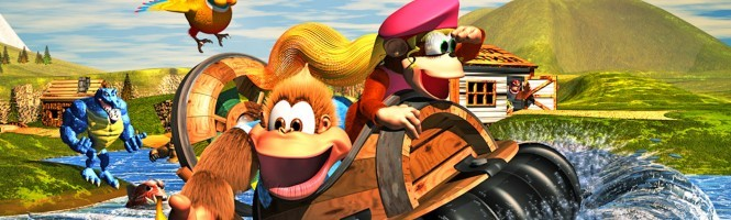 [Test] Donkey Kong Country 3: Dixie Kong's Double Trouble