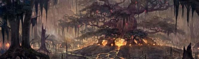 The Elder Scrolls Online console repoussé