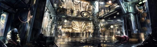 Le prochain Deus Ex montre son moteur