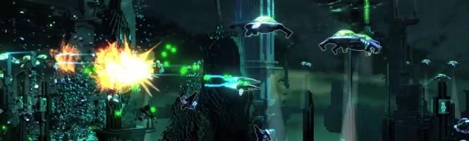Resogun arrive aussi sur PS3