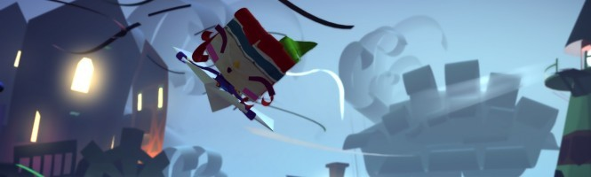 [Preview] Tearaway Unfolded