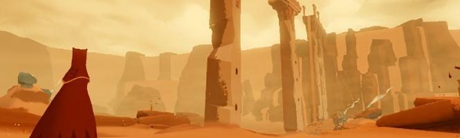 Journey sur PS4 : une annonce bientôt