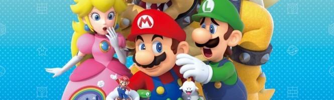 Nouvelles images pour Mario Party 10