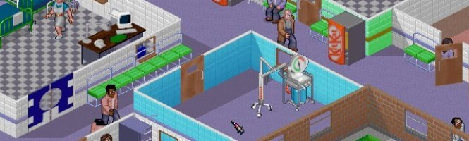 Theme Hospital gratuit sur Origin