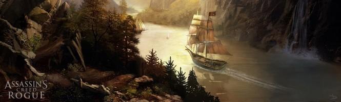 Assassin's Creed Rogue daté sur PC