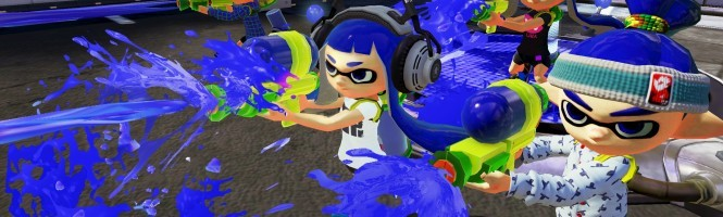 Un site Internet pour Splatoon