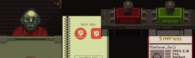 [Test] Papers, Please