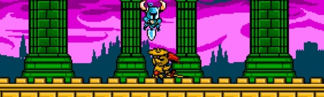 Shovel Knight se date sur PlayStation