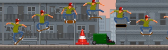OlliOlli en cross-buy chez Nintendo