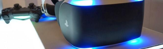 Sony : le Project Morpheus pour 2016