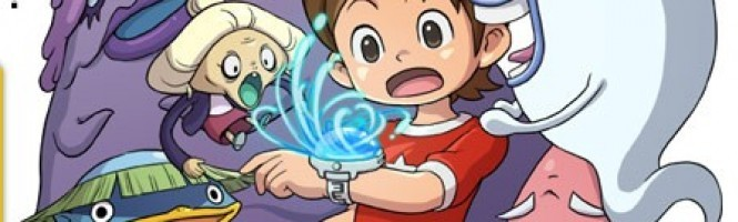 Yôkai Watch en Occident grâce à Nintendo