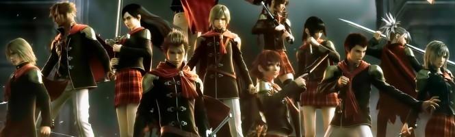 [Test] Final Fantasy : Type-0 HD