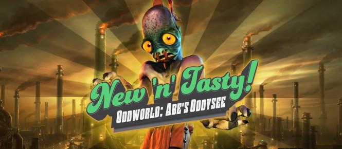 Oddworld : New 'n' Tasty débarque sur PS3
