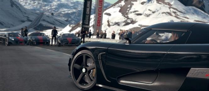 DriveClub donne un coup de brillant à sa carrosserie
