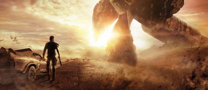 Mad Max fait le plein d'images pour la route