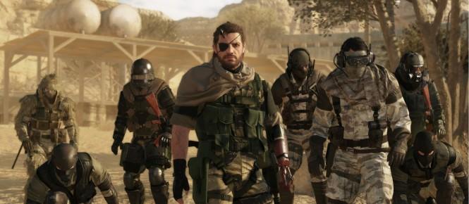 Metal Gear Online dévoile son nombre de joueurs supportés en ligne