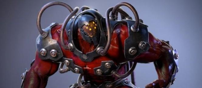 Gigas, le nouveau perso de Tekken 7 en vidéo