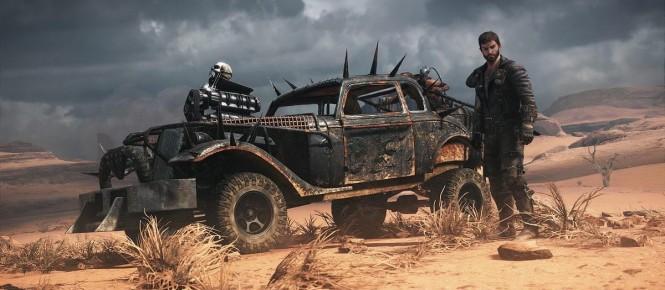 Mad Max vous apprendra les rudiments de la survie