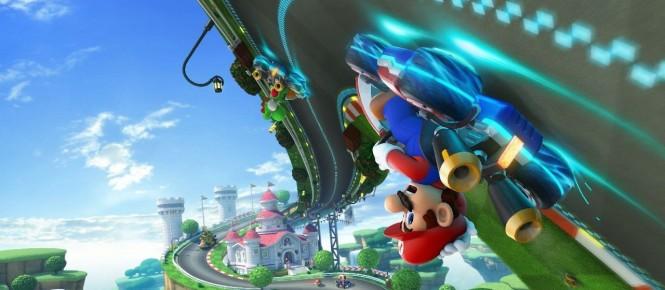 Mario Kart 8 : une MàJ pour le 200cc