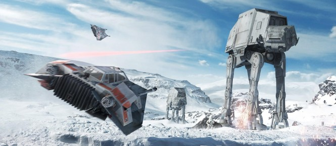 Star Wars : Battlefront contiendra 12 cartes à son lancement
