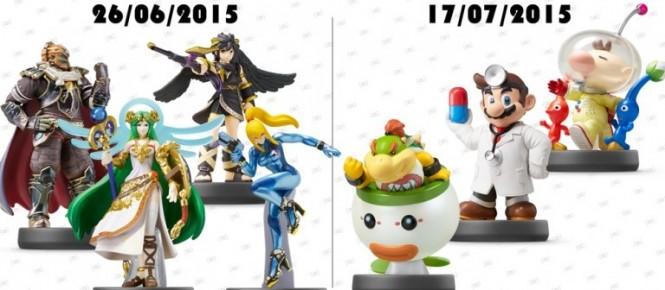 Nintendo : les prochains Amiibo datés