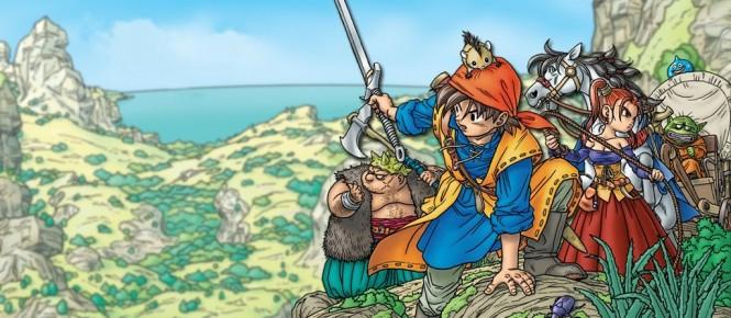 Dragon Quest VIII annoncé sur 3DS