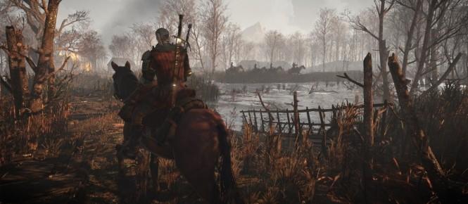 The Witcher III : Wild Hunt : Une nouvelle vidéo époustouflante !