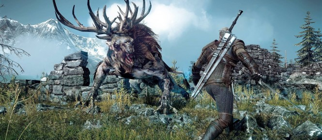 The Witcher 3 se patche pour sa sortie