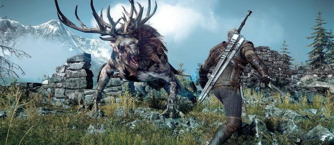 The Witcher 3 se patche pour sa sortie