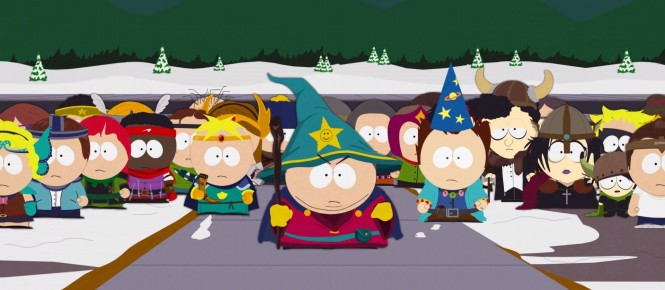 Le joli succès de South Park : Le Bâton de la Vérité