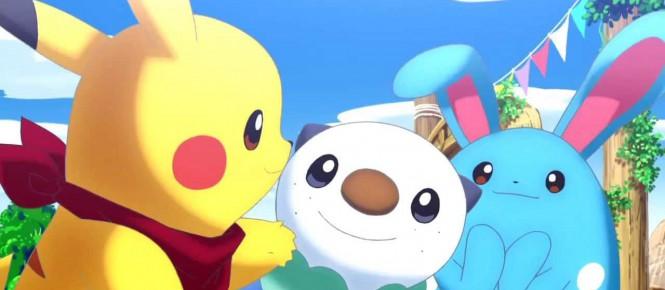 Pokémon Méga Donjon Mystère : Le cinquième opus sortira en 2016