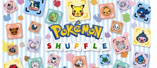 Plus de 4 millions de Pokémon Shuffle