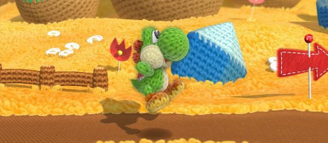 Yoshi's Woolly World : La découverte des mondes