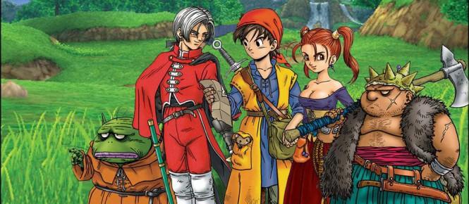 Dragon Quest VIII : pas de 3D sur 3DS