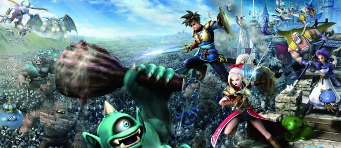 Dragon Quest Heroes : et encore une fuite pour Square Enix...
