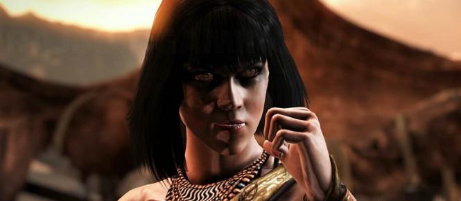 Mortal Kombat X : La belle Tanya revient dans l'arène !