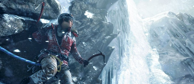 Rise of the Tomb Raider : Lara bouge enfin son derrière !