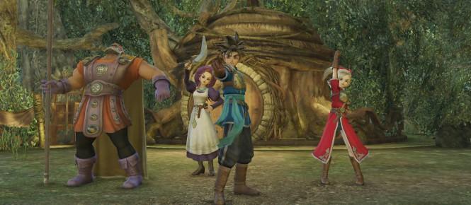 Dragon Quest Heroes : La date de sortie se confirme