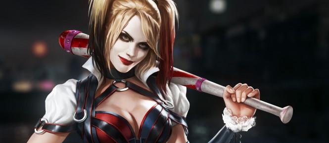 Batman : Arkham Knight : Harley Quinn fait sa fofolle