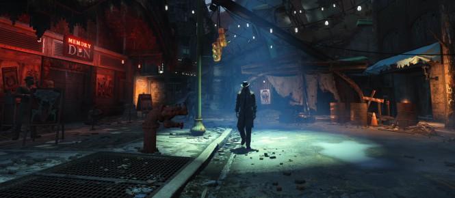 Fallout 4 seulement sur new gen