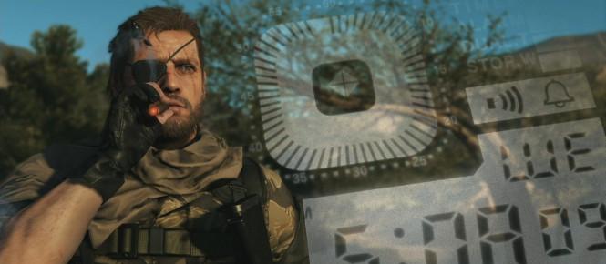 Metal Gear Solid V : The Phantom Pain : Une affiche qui pète !