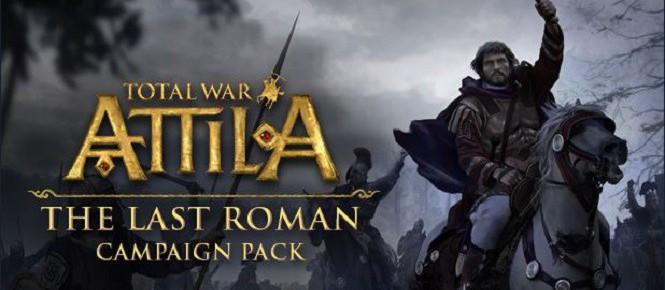 Total War : Attila tue le dernier Romain dans sa première extension
