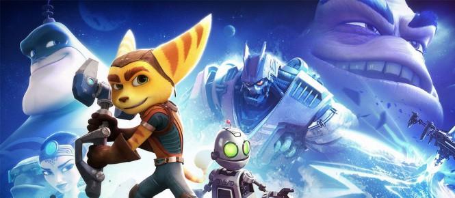 [E3 2015] Ratchet & Clank PS4 se dévoile