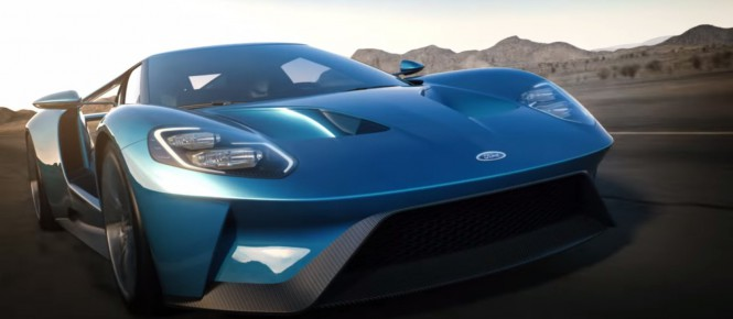 [E3 2015] Forza 6 et Ford, le grand amour