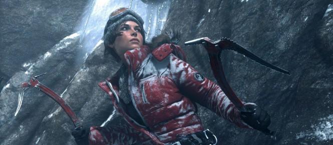[E3 2015] Vidéo de Rise of the Tomb Raider, le gameplay sur Xbox One