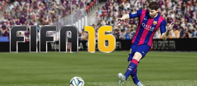 [E3 2015] FIFA 16, c'est par ici !