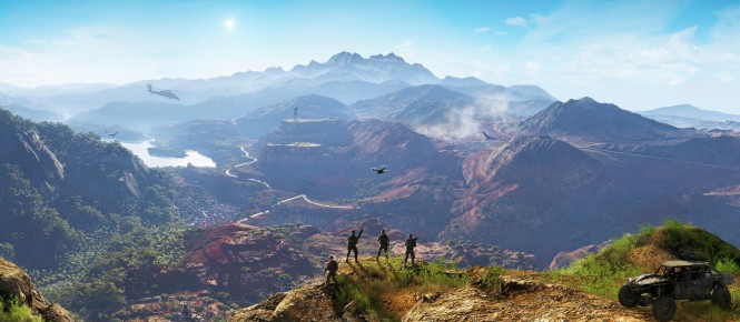 [E3 2015] Ubisoft présente Ghost Recon : Wildlands !