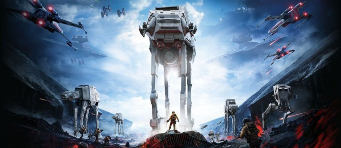 [E3 2015] Star Wars Battlefront, un peu plus sur PS4