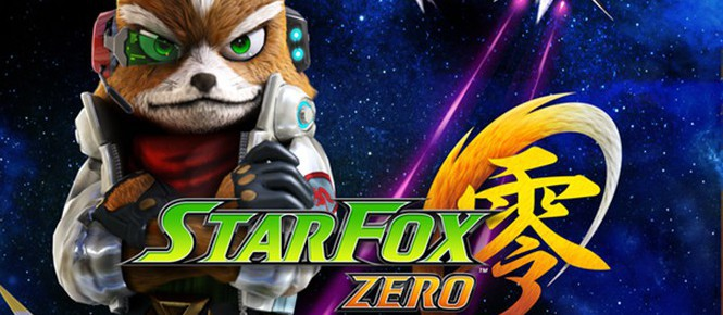 [E3 2015] Nintendo montre Starfox Zero