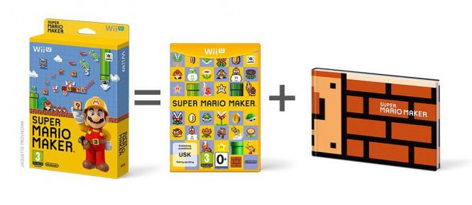 [E3 2015] Super Mario Maker avec un livret